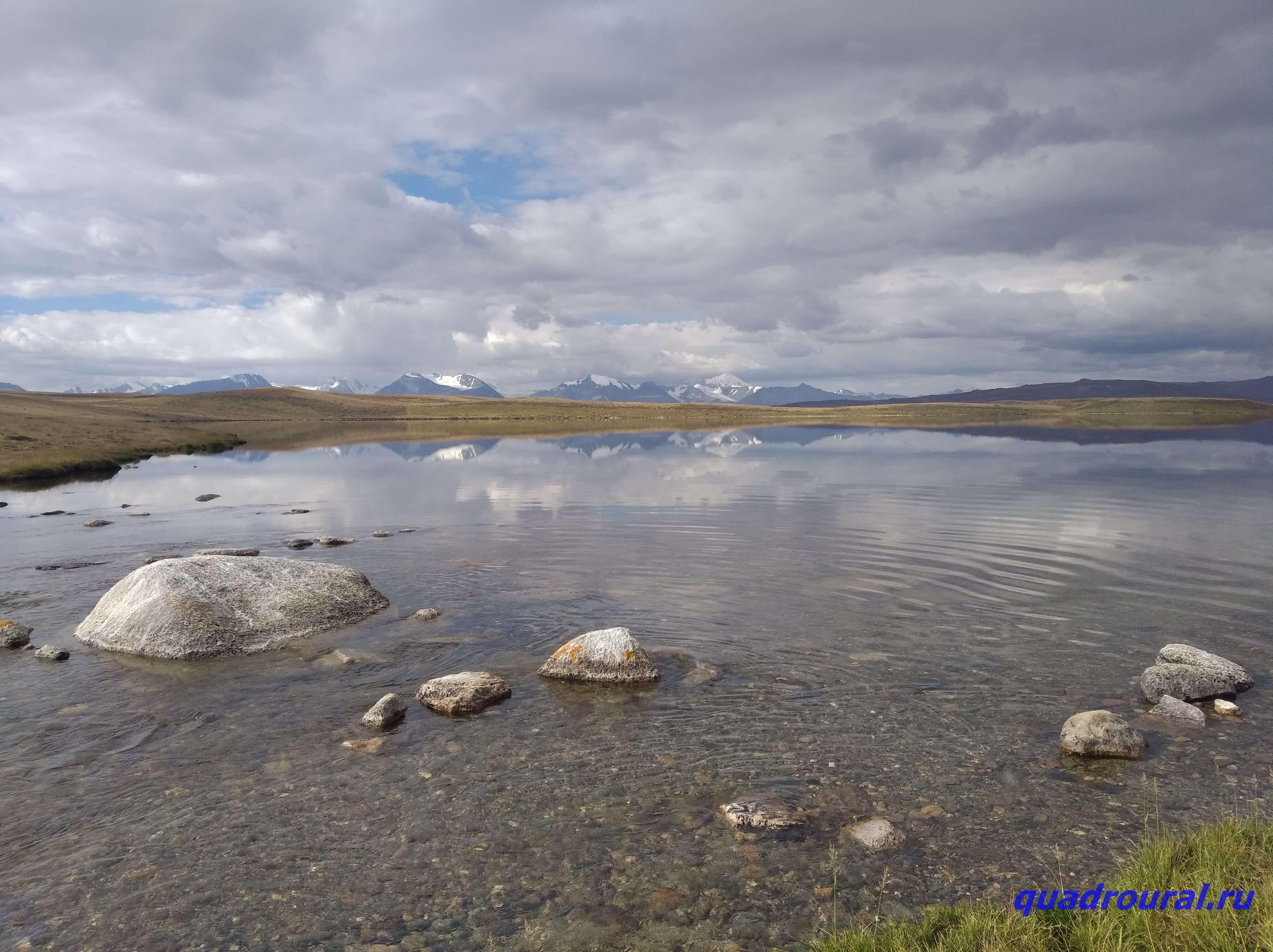 озеро кальджин-коль
